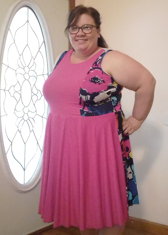 EAM Reversible Dress 4x (6)